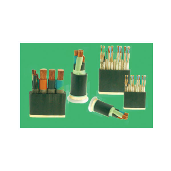 Common Rubber Insulated Flexible Cable