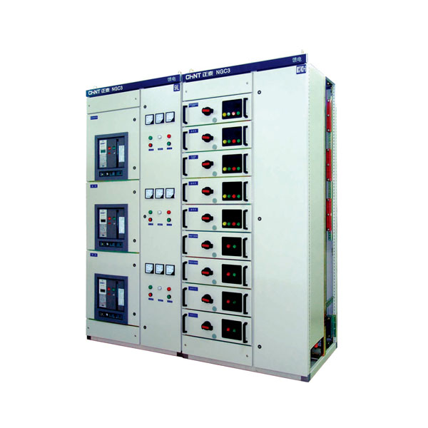 NGC3 Low-voltage Switchgear Panel, Withdrawable type