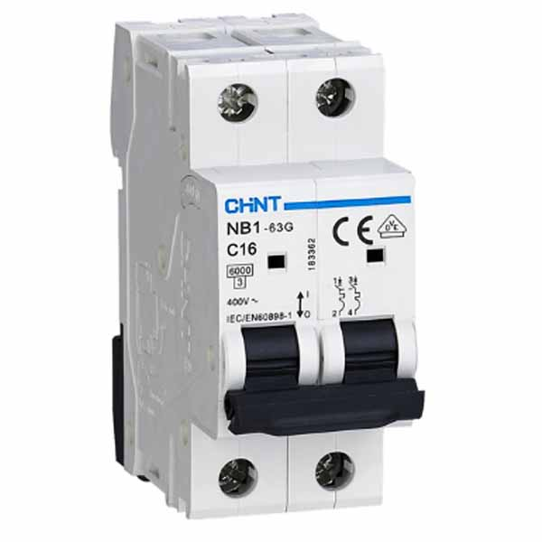 Modular DIN Rail-Miniature Circuit Breaker