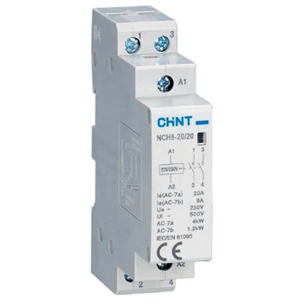 NCH8 Modular AC Contactor 20~63A