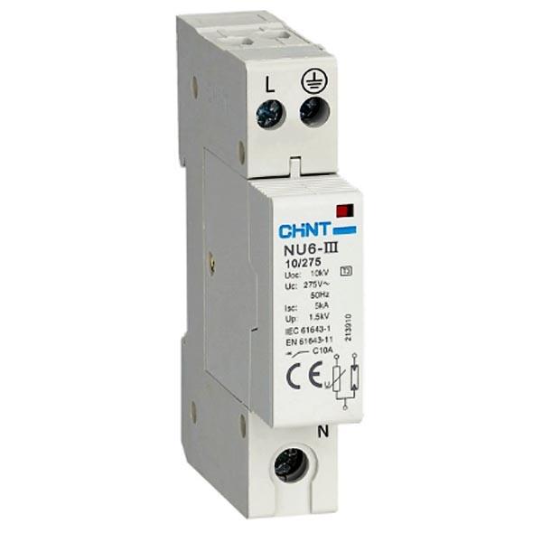 NU6-111 Low-voltage Surge arrester