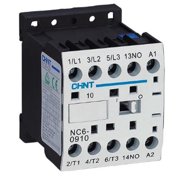 NC6 AC Contactor, 6~9A