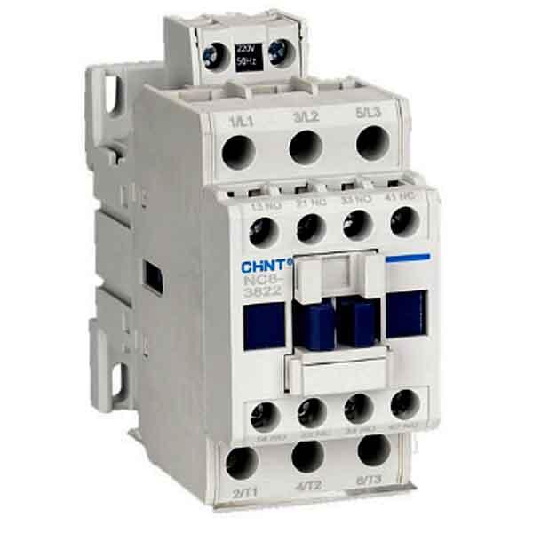 NC8 AC Contactor,06~500A
