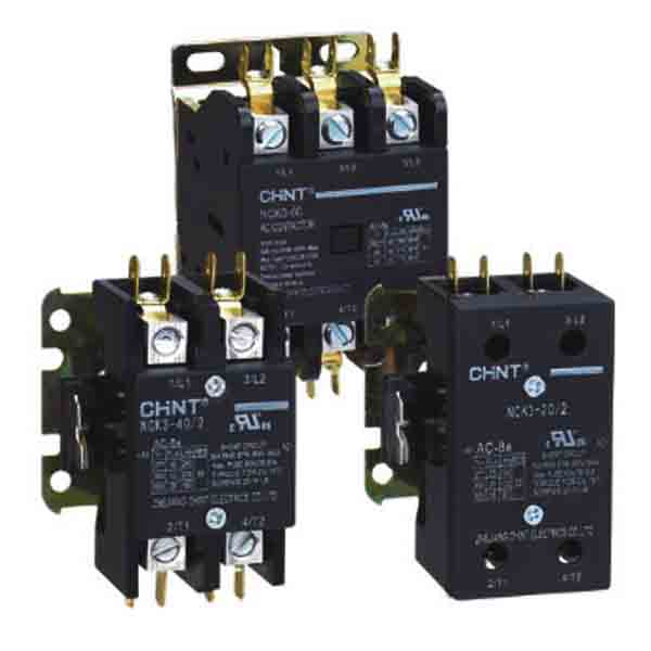 NCK3 Definite Purpose Contactor 20~90A