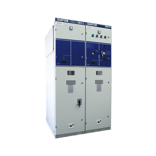 XGN15-12 Packaged Type AC Metal Enclosed Switchgear, Fixed Type