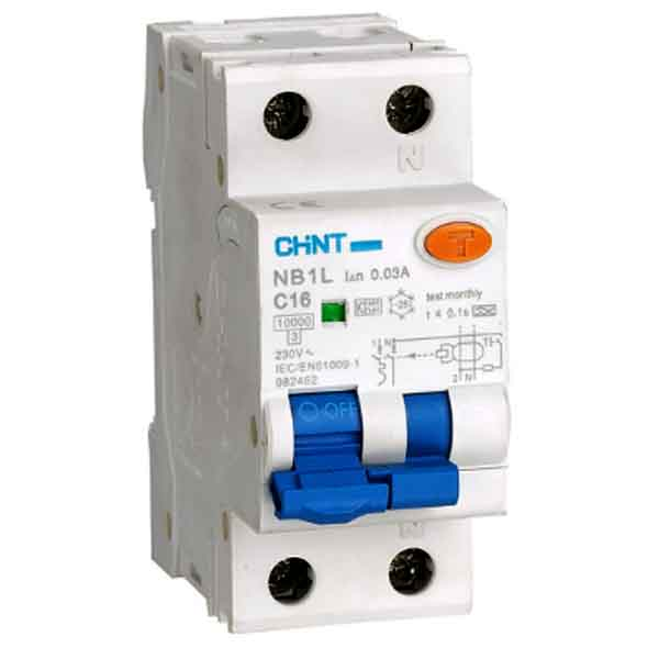 NB1L Residual Current Operated Circuit Breaker with Over-current Protection (Magnetic)