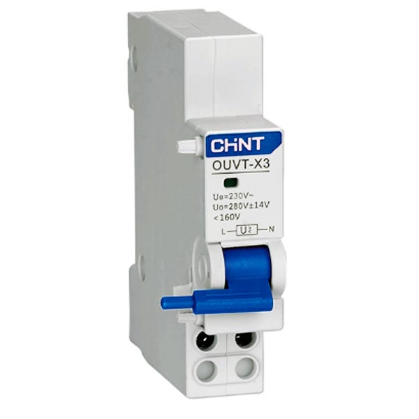 OUVT-X3 Over-under voltage release