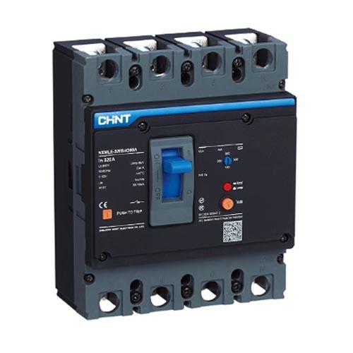NXMLE series residual current circuit breaker